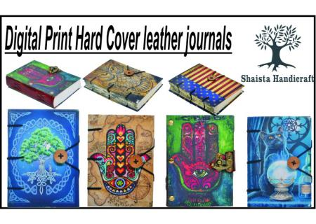 Digital Print Hard Cover Journal