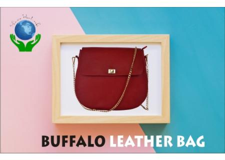 Buffalo Leather Bag
