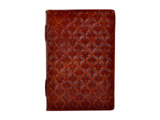 Handmade Antique Leather Journal Design Suit-marks Of Card Leather Journal Antique Notebook