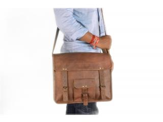 vintage handmade leather bags
