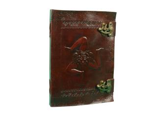 Celtic  Leather journal Note Book Handmade Beautiful Leather Journal