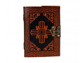Celtic Leather Journal Note Book Color Journal Handmade Book Of Shadow Leather Blank Book