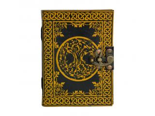 Celtic TREE of LIFE Handmade Leather Pagan Wicca Journal Diary Book of Shadows Wholesaler India