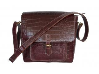 Crazy Horse Leather Women Shoulder Bag