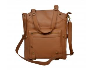 Vintage New Fashion Simple Indian Shoulder Bag Ladies Wind Large Capacity Casual Rucksack Bag