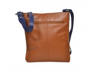 Real Hunter Leather Women Messenger Shoulder Bag