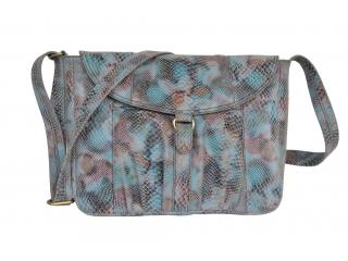 Crazy Horse Leather Purse for Women's