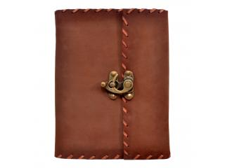 New Handmade Vintage Genuine Leather Expensive Diary For  Gift Antique Journal