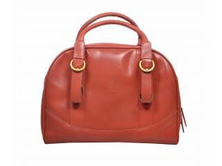 Women's Vintage Crazy Horse Leather Work Bag Capacity Upgraded Version