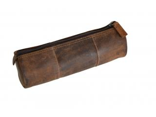 Crazy Horse Leather Pouch, Crazy Horse Leather Pouch