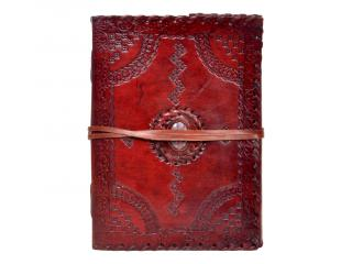 New Vintage Handmade Leather Journal New Design Diary