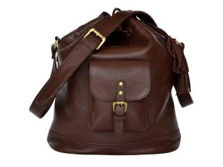 Buffalo Leather Backpack