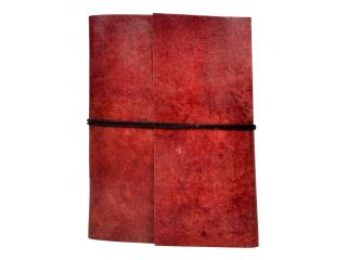 Vintage Handmade New Genuine Goat Leather Journal Antique Design Diary