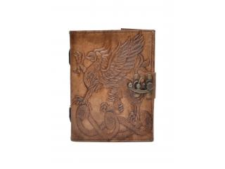 New Handmade Leather Journal New Antique Design Journal Notebook & Sketchbook Diary