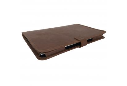 Laptop function folder Business Folder Closure and Professional Leather Laptop folder in Buffalo Leather Bag
