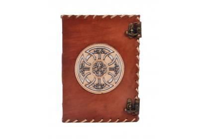 Leather Journal Wholesaler New Design Mandala Journal Notebook 120 Blank Pages Sketchbook