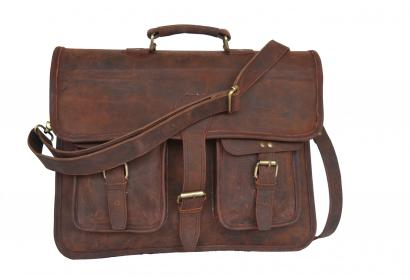 Leather Office Bag for Men's