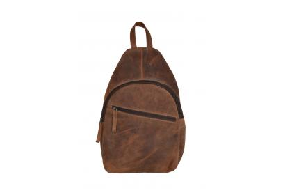 Crazy Horse Leather Bag for Men's