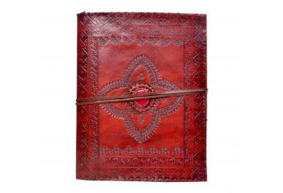 Handmade Genuine Leather Journal New Design Notebook