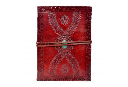 New Genuine Handmade Leather Journal Antique Notebook Diary