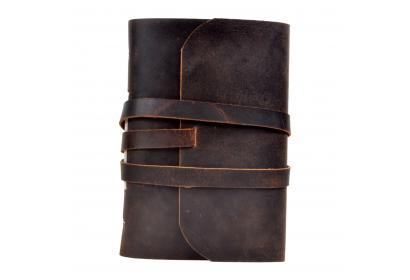 Genuine Leather Journal Handmade Buffalo Leather Journal Antique Diary