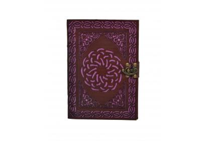 Finishing Cut Working Leather Journal Wholesaler Blank Spell Book Journal