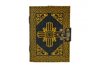 Handmade craft Medum Celtic Knot Leather Journal Diary Notebook for Writing Leather Diary Handmade Leather Journal Book