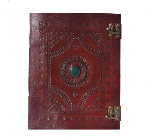 Vintage Classic Retro Leather Journal Travel Notepad Notebook Blank Diary