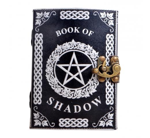 Handmade Genuine Antique Book Of Shadow Pentagram Leather Journal Spell Book Perfect Selection Of Leather Journal Wholesaler