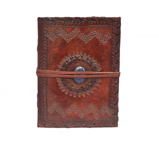 Handmade Leather Bound Journal Leather Notebook Antique Writing Journal