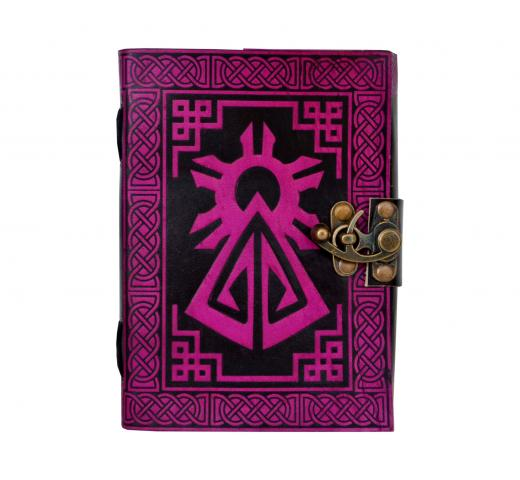 Celtic Design Journal Blank Book Dairy Note Book